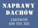 PROFESJONALNE NAPRAWY DACHÓW - Warszawa i okolice