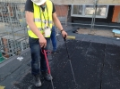 Badanie szczelności dachów