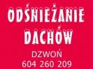 ODŚNIEŻANIE DACHÓW / Warszawa Ursynów, Raszyn, Piaseczno