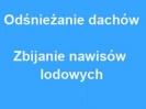 ODŚNIEŻANIE DUŻYCH POWIERZCHNI / Warszawa Janki, Warszawa Okęcie